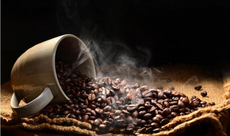 История появления кофе в Украине
